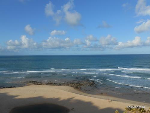 chapadão e praia do amor no Rio Grande do Norte
