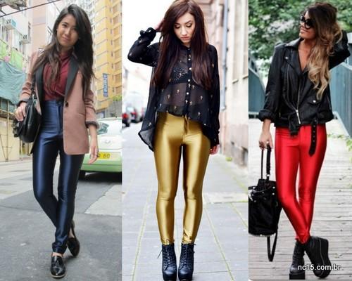 As fashionistas também já aderiram a Disco Pant