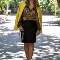 Caprichou no Look com Blog da Ju Flor
