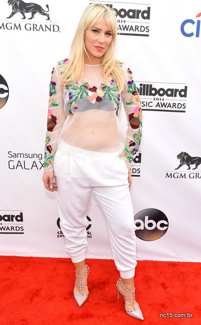 Natasha Bedingfield no Billboard Music Awards