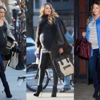 Blake Lively: estilo grávida para inspirar