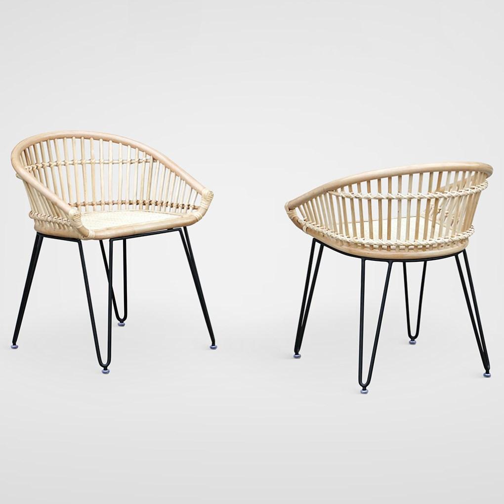 Kuga Dining Chair | Kuga Rattan Chair | Kuga Dining Rattan Chair