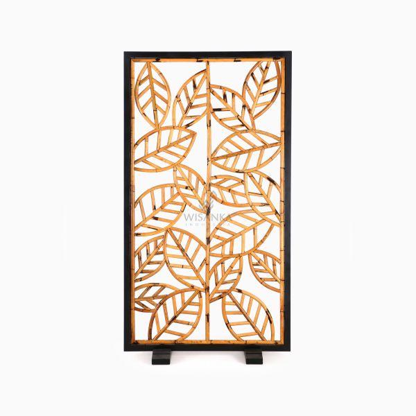 Leaf Divider-Natural Rattan Furniture front