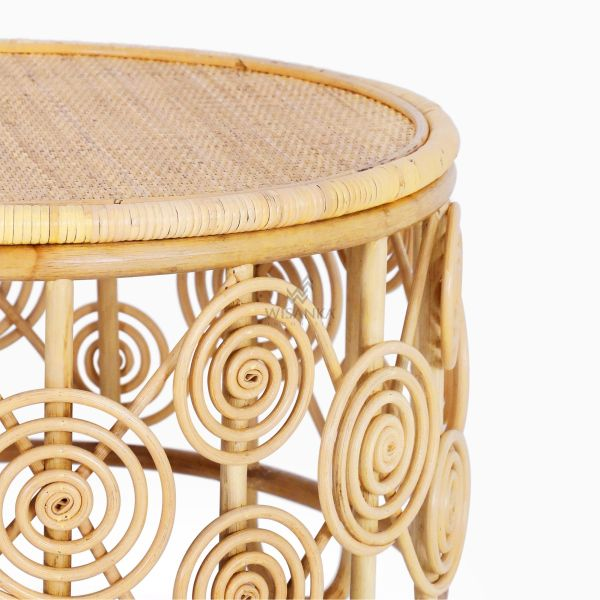 Lief Coffee Rable - Natural Rattan Furniture detail 1