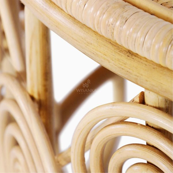 Lief Coffee Rable - Natural Rattan Furniture detail 2