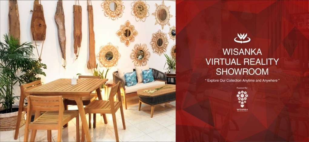 Wisanka Furniture Virtual Showroom with 360 Camera Experience