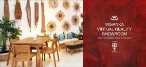 Wisanka Furniture Virtual Showroom with 360 Camera Experience