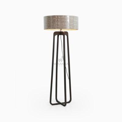 Avani Floor Lamp - Tripod Standing Lamp on