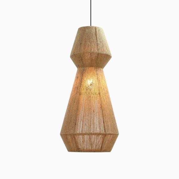 Dahlia Hanging Lamp - Living Room Light Decor-on
