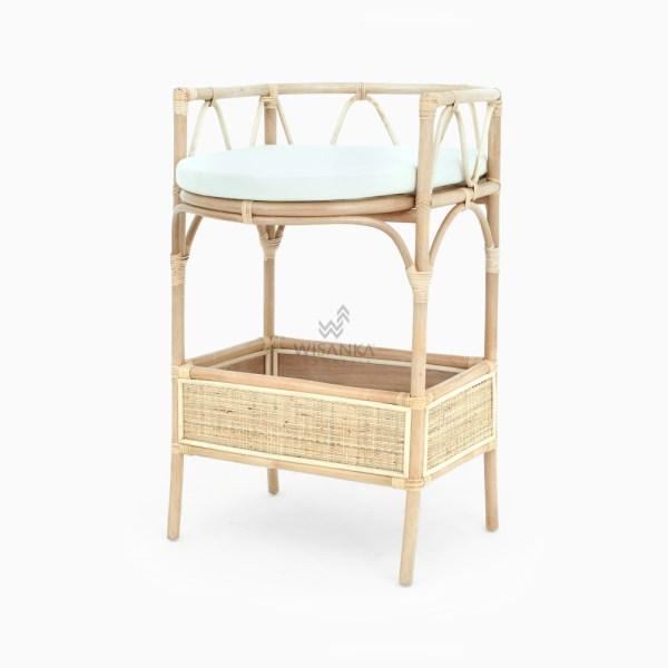 Calia Kids Change Table - Wicker Rattan Kids Furniture