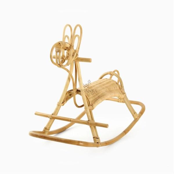 Kidang Rocking Chair - Wicker Kids Furniture