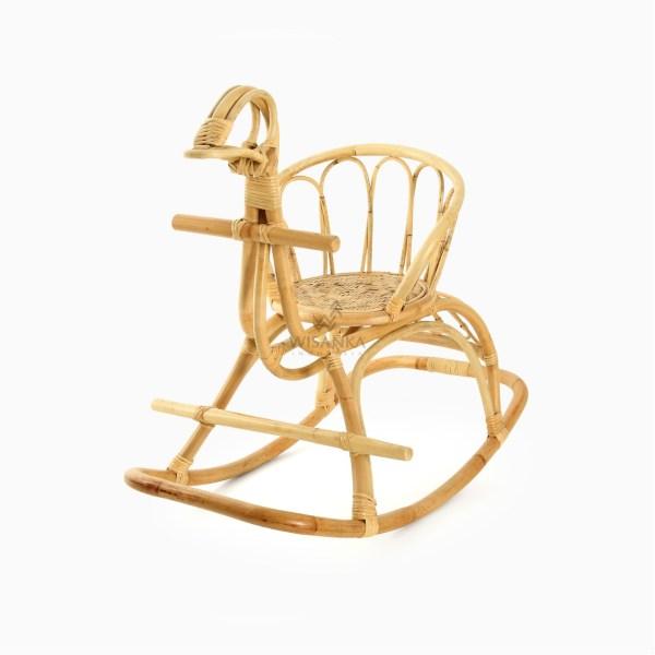 Tora Rocking Chair - Wicker Kids Furniture