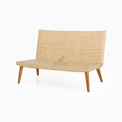 Kalila Living Sofa - Natural Rattan Wicker Furniture