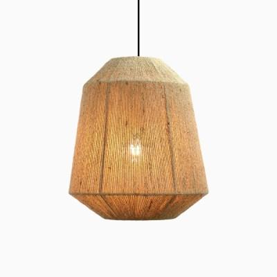 Lanta Hanging Lamp - Lampion Light Decor - on