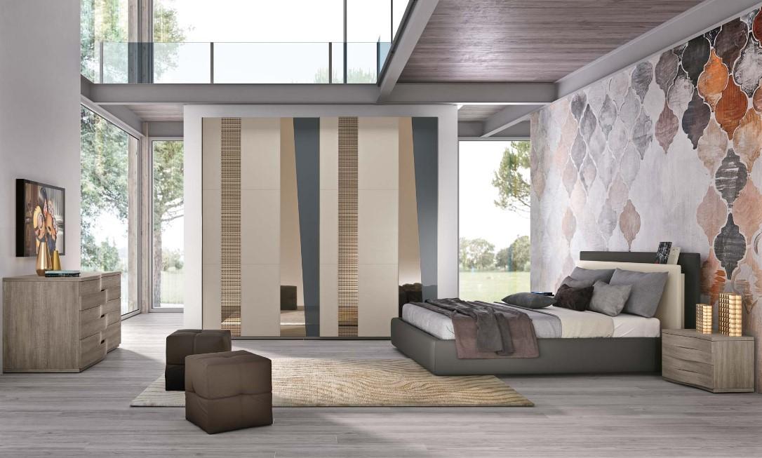 Questa casa vacanze presenta 2 camere da letto, una cucina con. Camere Da Letto Zona Notte Napoli Cirella Arredamenti