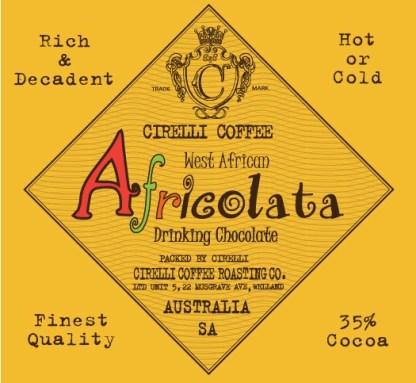Africolata West African Drinking Chocolate