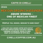 cirelli mexican organic kassandra