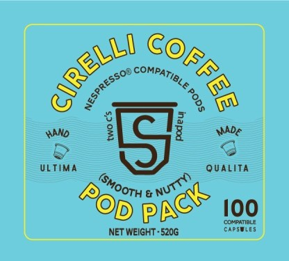 Cirelli Coffee Pod