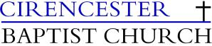 Cirencester Baptist Church logo