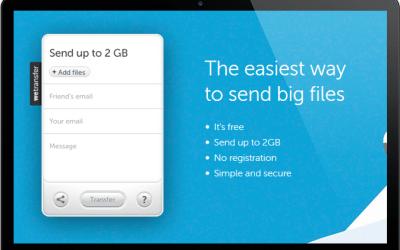 Outils pratiques de communication : l'envoi de gros fichiers