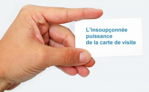 Laura Ciriani Communication Non, la carte de visite n'est pas morte ! Blog  networking