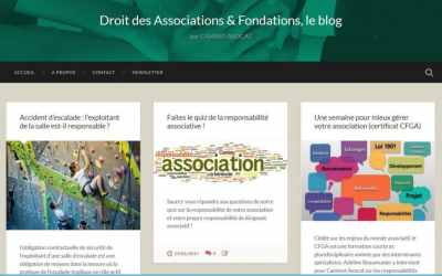 Communication digitale de Camino Avocat