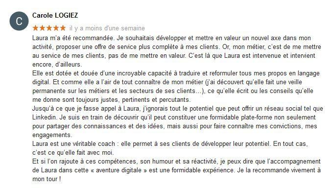 Conseil et Formation digitale de LC Coach 1