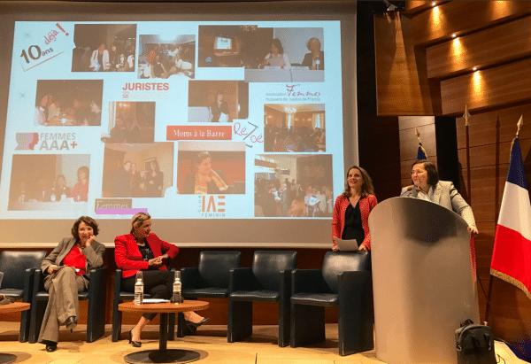 10 ans- Forum ACE des réseaux feminins