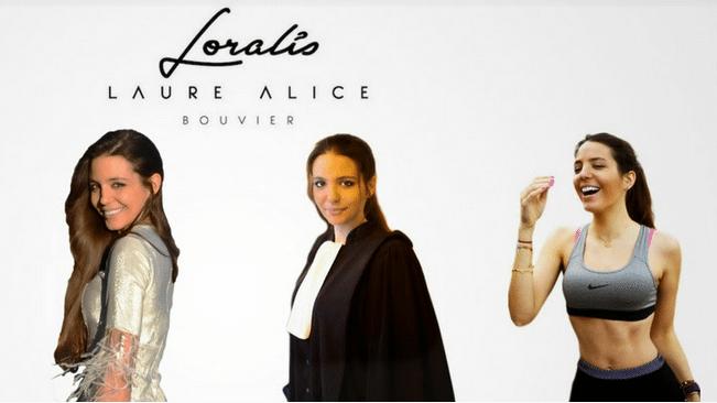 Laure-Alice Bouvier alias Loralis
