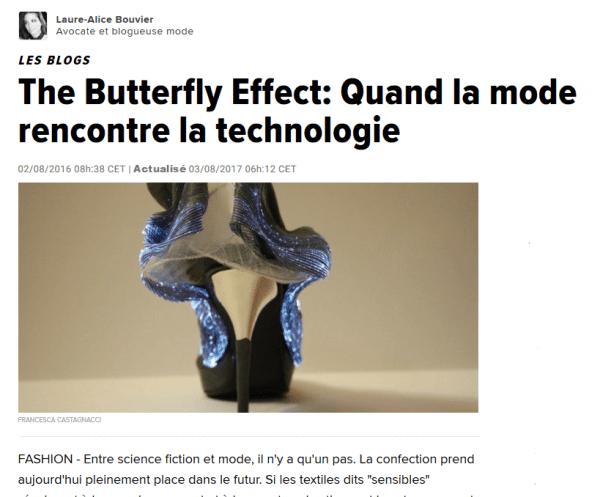 Loralis : quand la mode rencontre la technologie