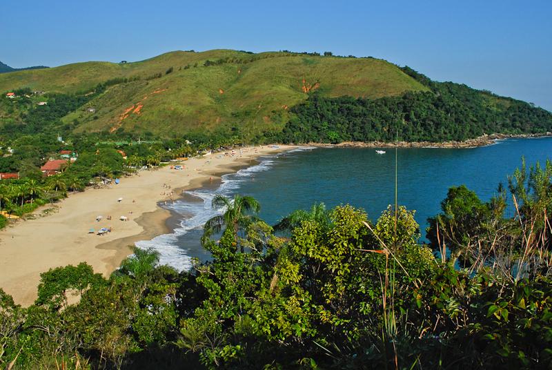A Praia Litoral Norte SP  Ciriba Praia Hotel