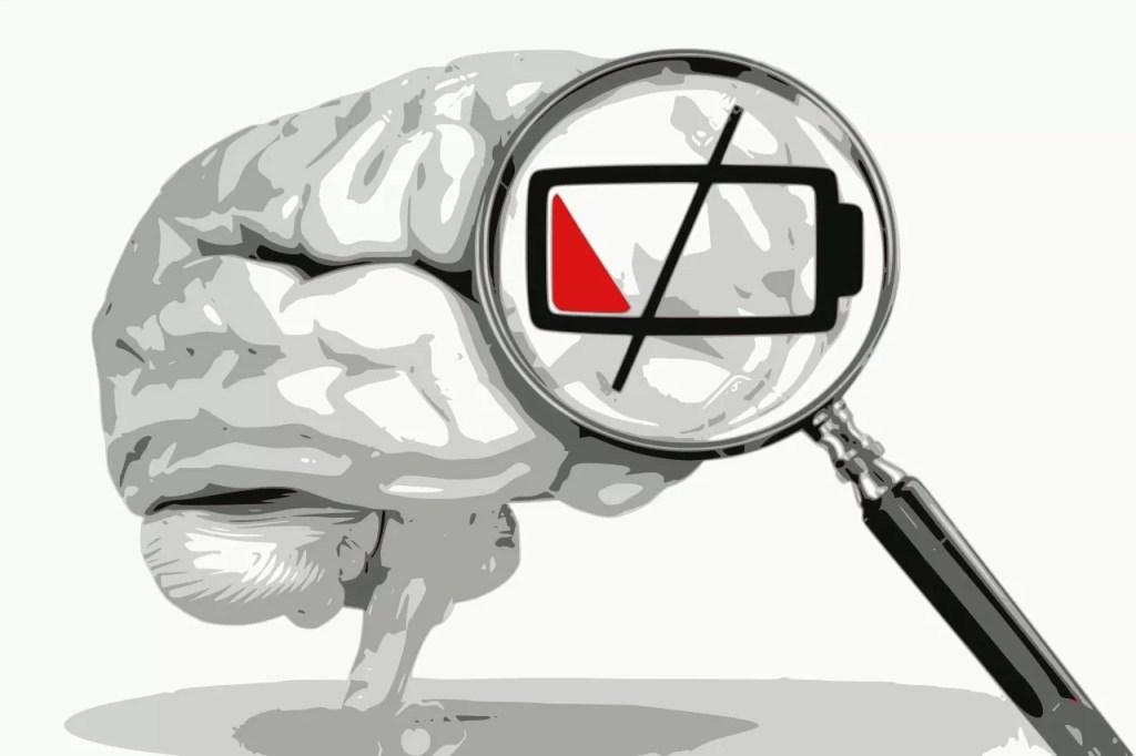 Il cervello deve ricaricarsi