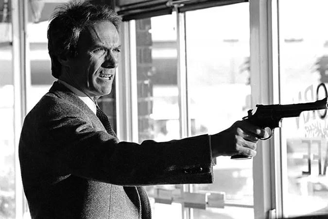 Clint Eastwood in 'Coraggio... fatti ammazzare'