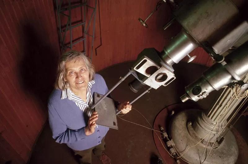 Margherita e il suo telescopio