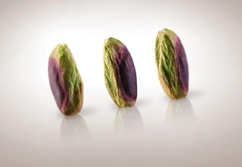 tris di pistacchi