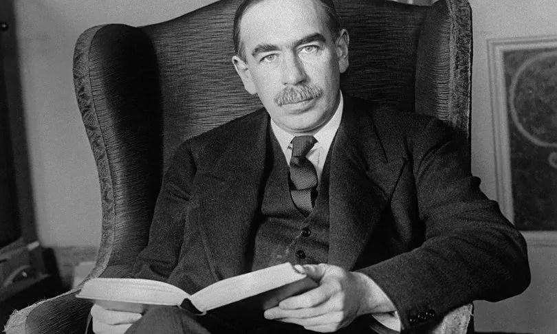 libero mercato Keynes