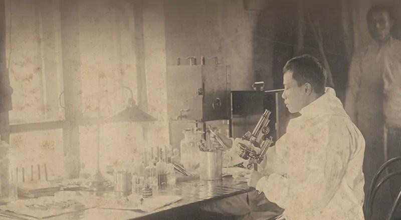 Dottor Wu e la storia della medicina