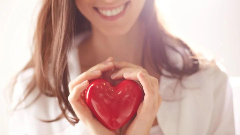sorriso e cuore