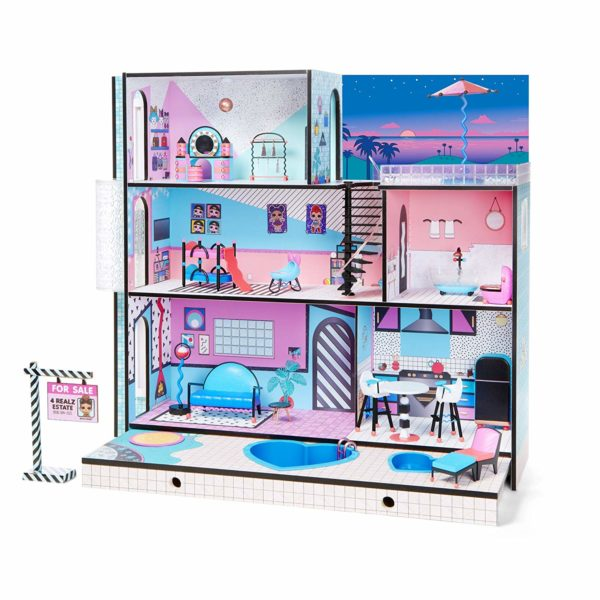 Casa delle LOL Surprise LOL House Giochi Preziosi  CirinaroShopCirinaroShop