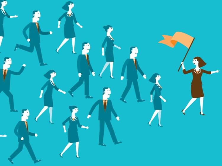 Essere leader di un gruppo