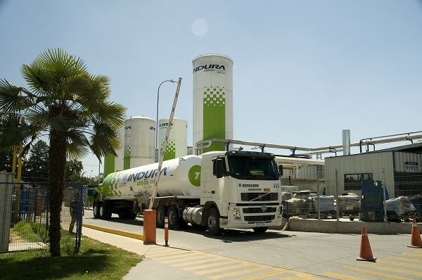 Indura Gases industriales: soluciones avanzadas en beneficio de la productividad