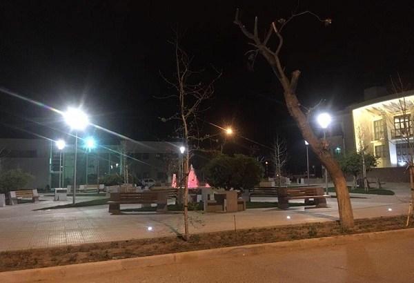 Múltiples beneficios ofrece la tecnología de Schréder con que Til Til iluminó su Plaza de Armas