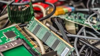 ¿Qué hacer con la basura electrónica?