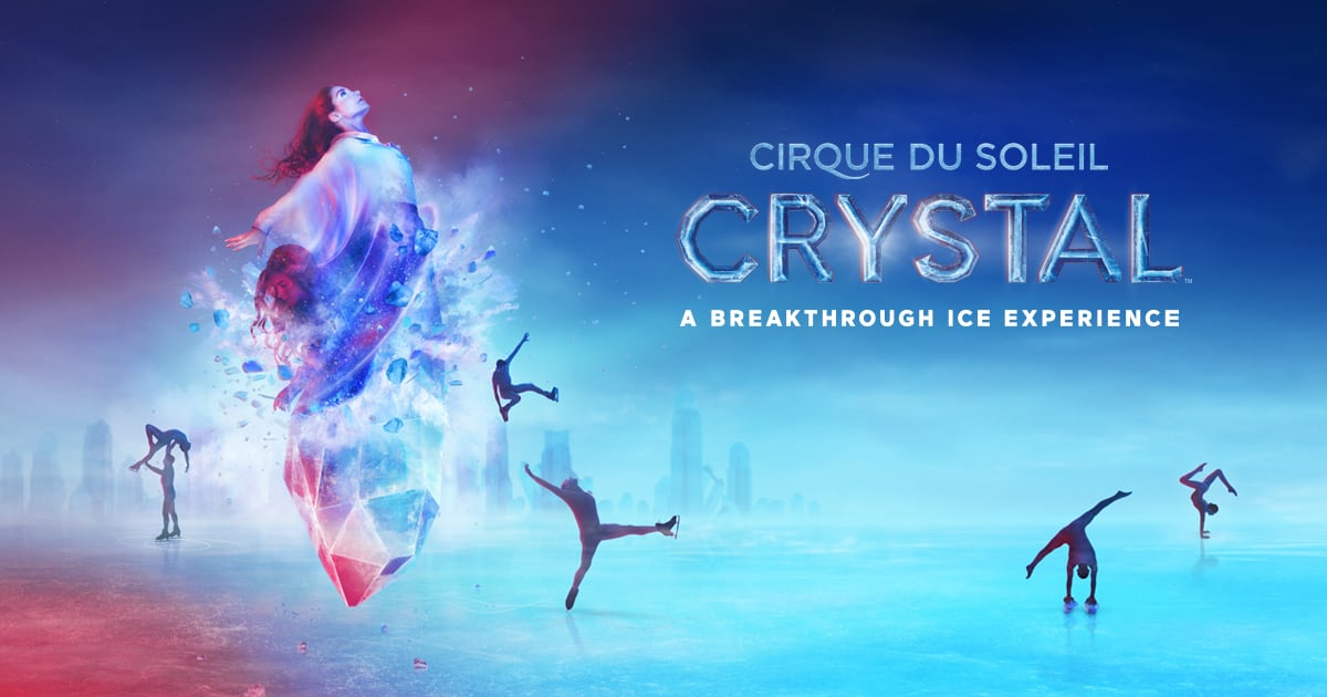 Crystal  Touring Show See tickets and deals  Cirque du