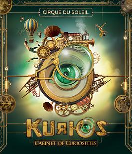 Cirque 2014 is KURIOS Cabinet of Curiosities