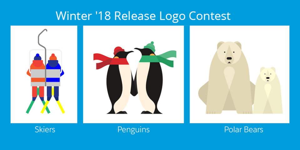 Winter 18 Logo Contest