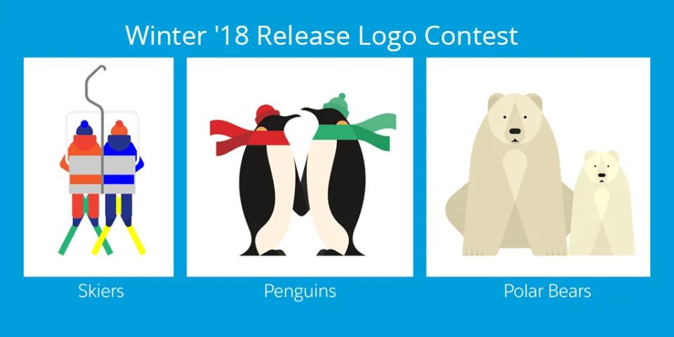 Winter 18 Logo Contest