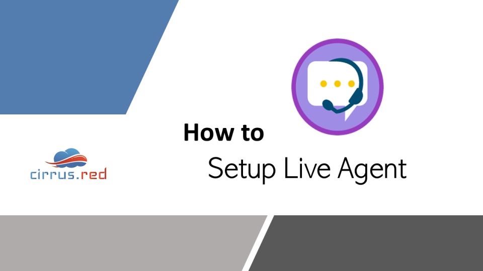 How to setup Live Agent in Salesforce