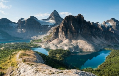 Perfect for touring the lakes! Guided Climbing Tours Of Mount Assiniboine Cirrus Alpine Guides