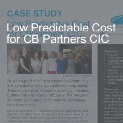 CaseStudy CBPartnersCIC WebSite Image